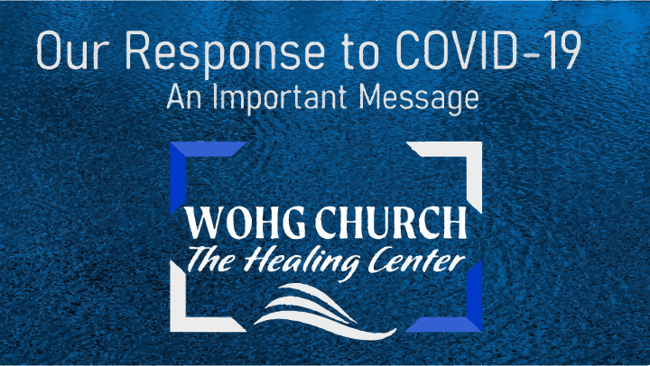 COVID-19 Response - Updated